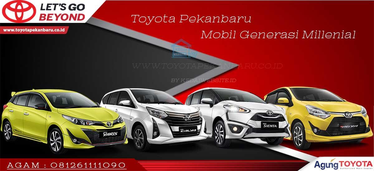 Promo Toyota Pekanbaru