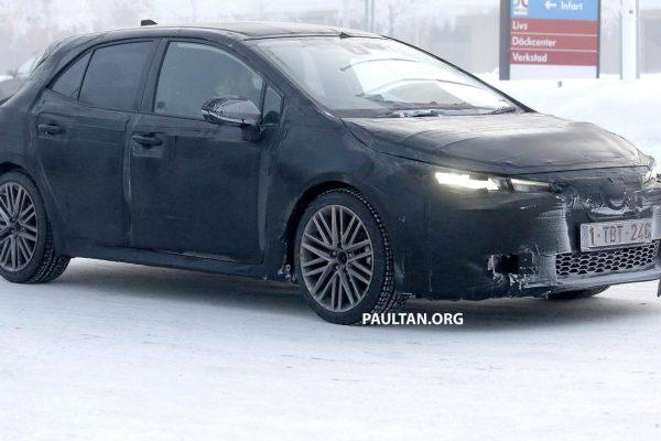 Toyota Setop Jualan Corolla Mesin Bensin di Negara Ini